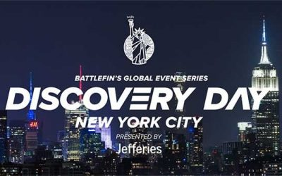 BATTLEFIN'S GLOBAL EVENTS SERIES Discovery Day New York